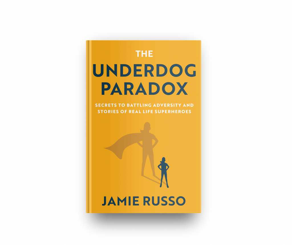 The Underdog Paradox book cover